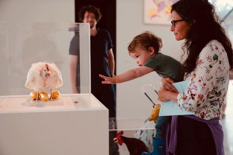 Am 25. und 26. Mai 2019 wurde die Landesgalerie Niederösterreich in Krems eröffnet. 10.879 Kinder und Erwachsene folgten der Einladung zum zweitägigen Grand Opening auf der Kunstmeile Krems. Damit verzeichnet die Kunstmeile Krems einen weiteren Besucherrekord nach dem Pre-Opening der Landesgalerie Niederösterreich im März 2019.