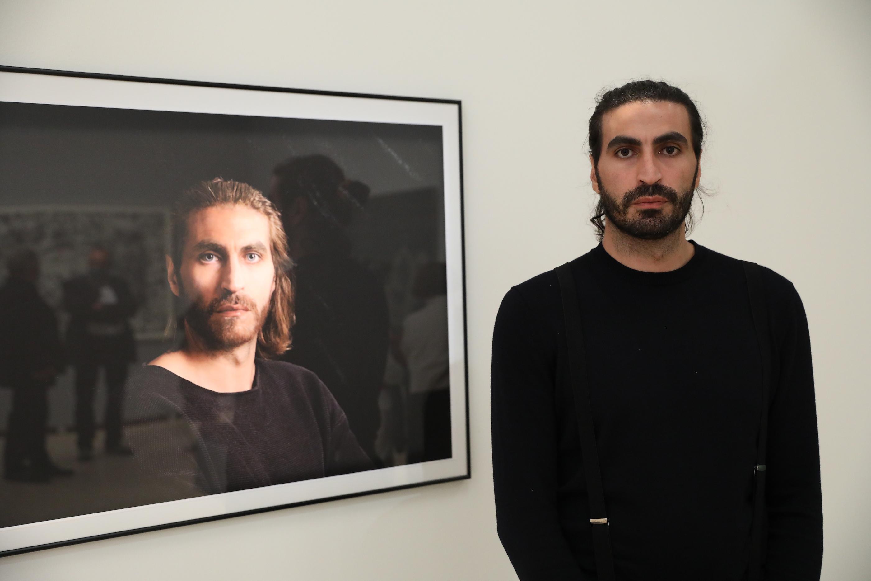 Alaa Alkurdi (c) APA/Ludwig Schedl