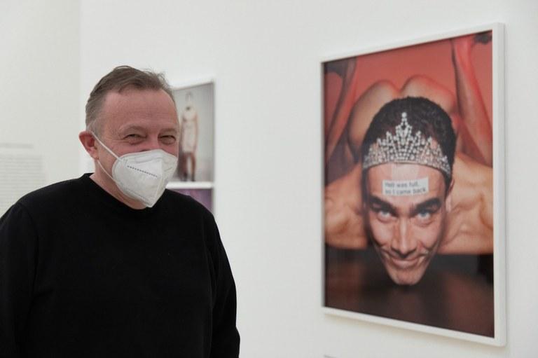 Über den Zauber von Privatsammlungen erzählt uns Christian Bauer, künstlerischer Direktor der Landesgalerie Niederösterreich.