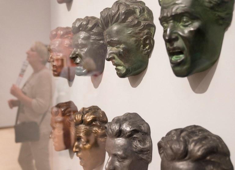 Heller-Masken, Foto: Lukas Beck
