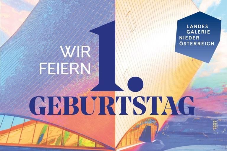 Vor einem Jahr, am 25. und 26. Mai 2019, eröffnete die Landesgalerie Niederösterreich als neues Museum für bildende Kunst am Tor zur Wachau, einer der bedeutendsten Kulturlandschaften Österreichs. Der architektonisch markante Neubau stellt einen Meilenstein in der Entwicklung der Kunstmeile Krems dar.
