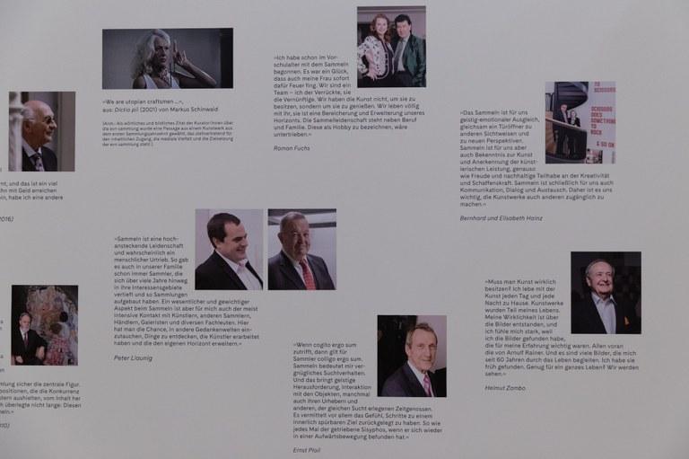 """Einmal im Monat gewähren wir Einblick in die Privatsammlungen der Ausstellung """"Auf zu Neuem. Drei Jahrzehnte von Schiele bis Schlegel aus Privatbesitz"""". Im Juli ist die Sammlung Fuchs an der Reihe."""