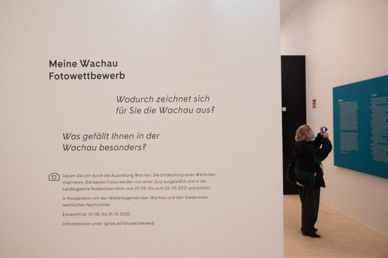 """Nur noch kurze Zeit, bis zum 31. Oktober, haben Sie die Möglichkeit, am Fotowettbewerb """"Meine Wachau"""" teilzunehmen. Die Gewinner-Fotos werden in einer Ausstellung in der Landesgalerie NÖ gezeigt, zudem winken tolle Preise."""