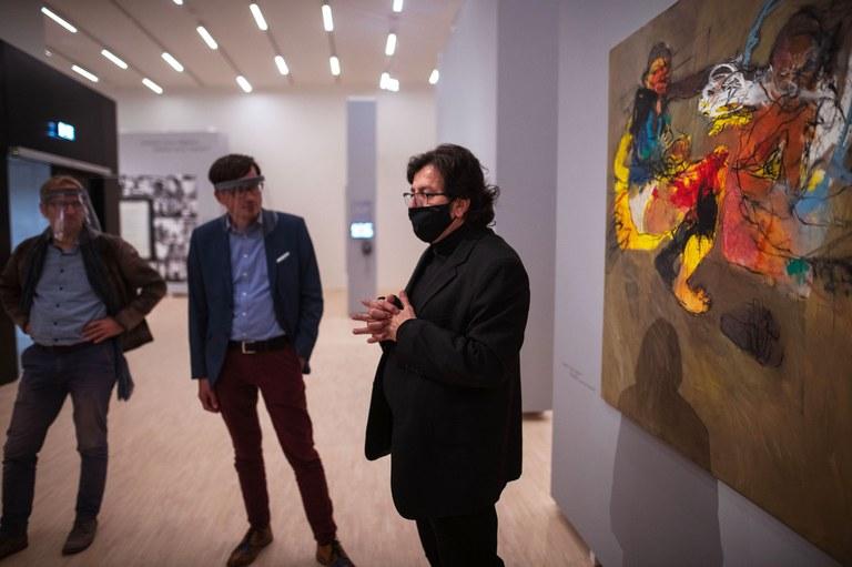 Am 07. und 08. Oktober fand der 31. Österreichische Museumstag in Krems statt. Gemeinsam mit der Donau-Universität Krems und den Landessammlungen Niederösterreich veranstaltete die Kunstmeile Krems eine Fachtagung mit spannenden Keynotes und interaktiven Formaten wie den Objektgesprächen direkt in den Ausstellungen.