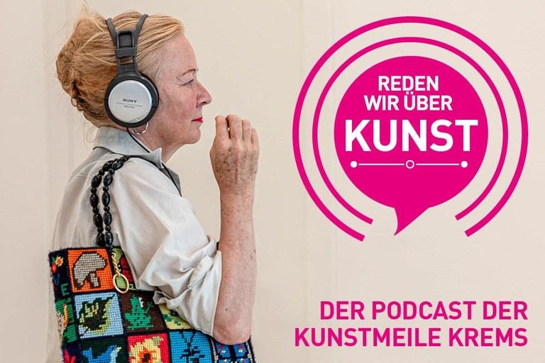 Die neue Podcast-Serie der Kunstmeile Krems ist jetzt online. Gestartet wird die Serie mit der Landesgalerie Niederösterreich: In der ersten Folge spricht Künstlerin Deborah Sengl mit Kurator Günther Oberhollenzer über Kernthemen ihrer Arbeit, ihren Mut, im MQ in Wien einen Escape Room über Flucht zu gestalten und über die Kraft der Empathie.