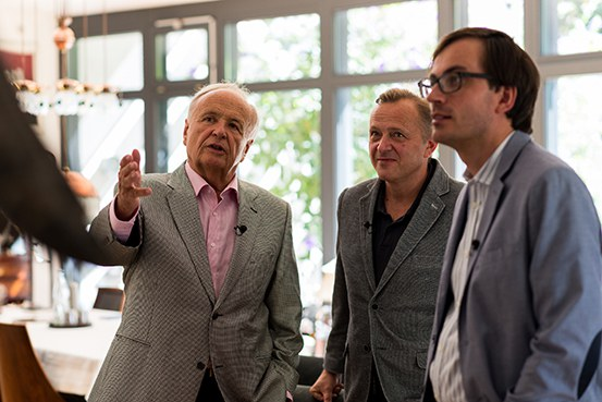 A Visit with Helmut Zambo in Badenweiler